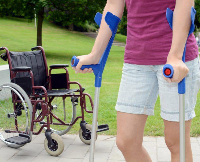 Noleggio Carrozzine per disabili toscana firenze
